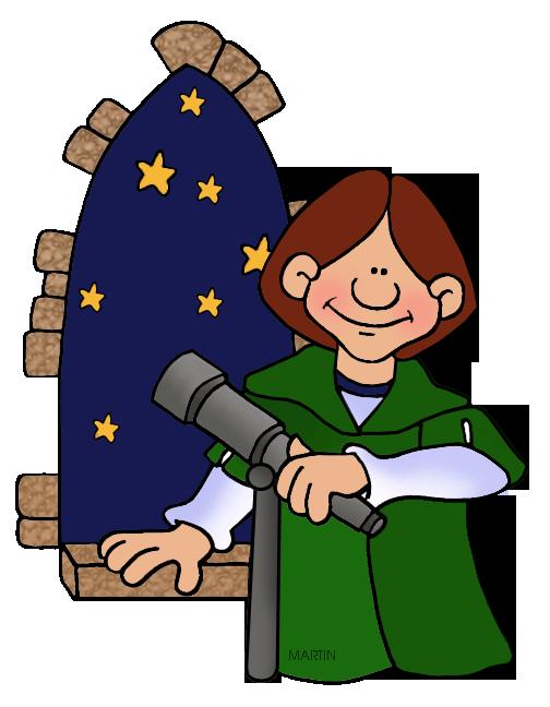 Copernicus Clip Art.
