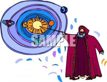 Nicolaus Copernicus and The Solar System.