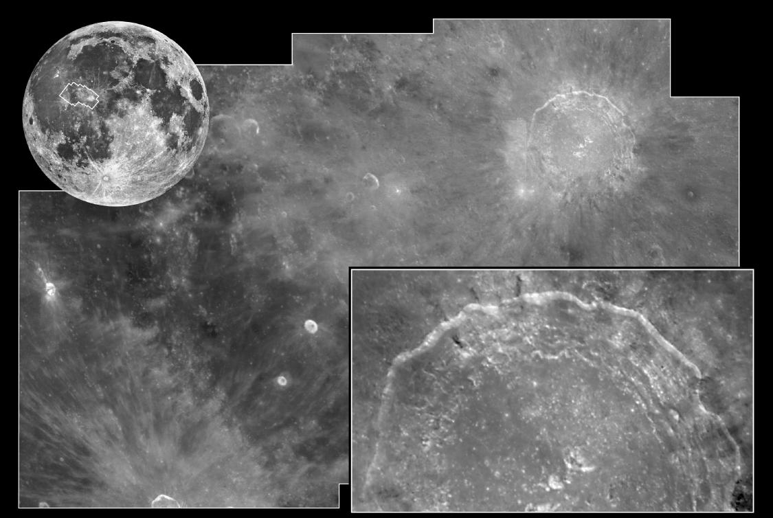 Images of Moon.
