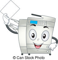 Photocopier Illustrations and Clip Art. 696 Photocopier royalty.