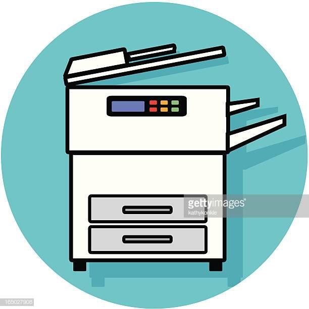 60 Top Photocopier Stock Illustrations, Clip art, Cartoons, & Icons.