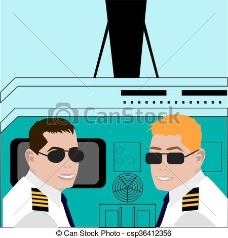 Co pilot Clipart Vector Graphics. 28 Co pilot EPS clip art vector.