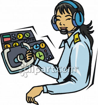 Co Pilot 20clipart.