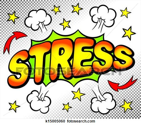 COPING WITH STRESS CLIPART IMAGE.