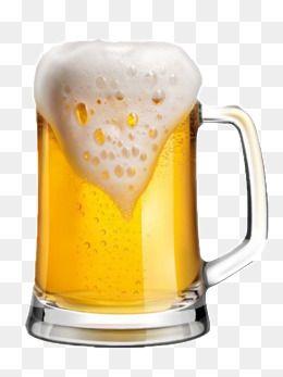 A Cerveja, O álcool, Bebidas, O Copo De Cerveja Arquivo PNG.
