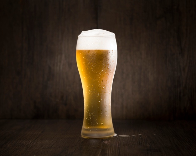Copo De Cerveja.