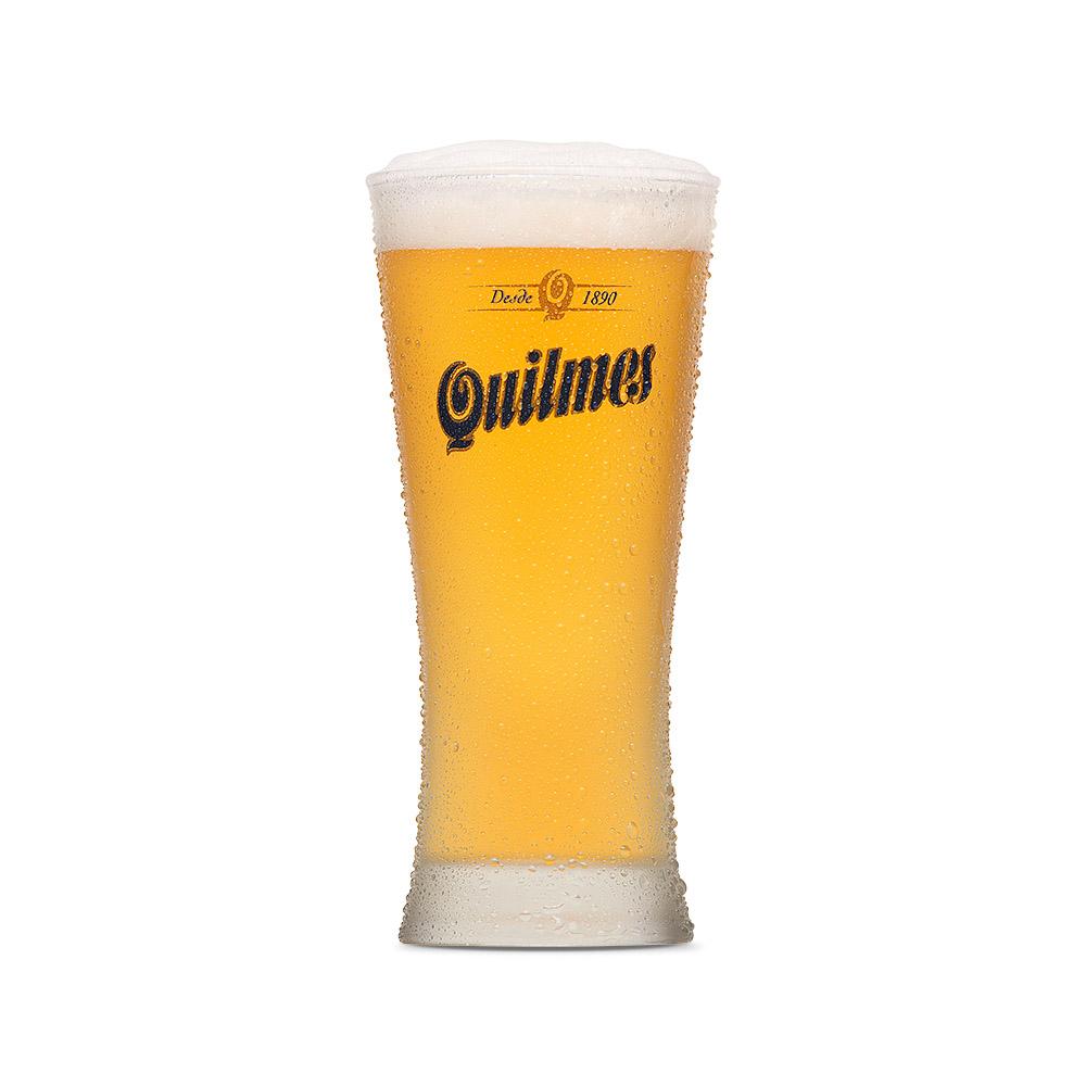 Copo Quilmes 354ml.