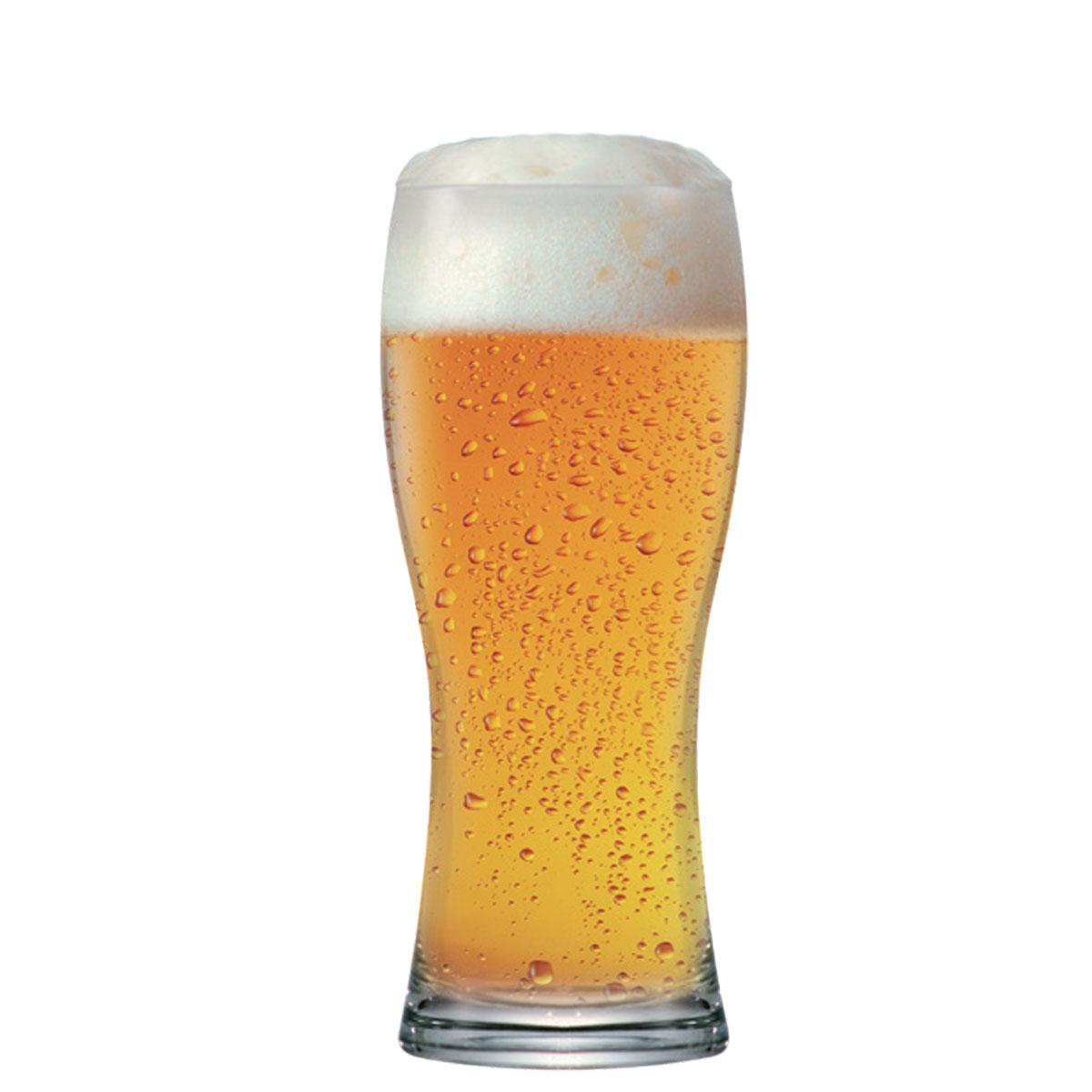 Copo Cerveja Bavaria Vidro de 290ml 24 Peças.