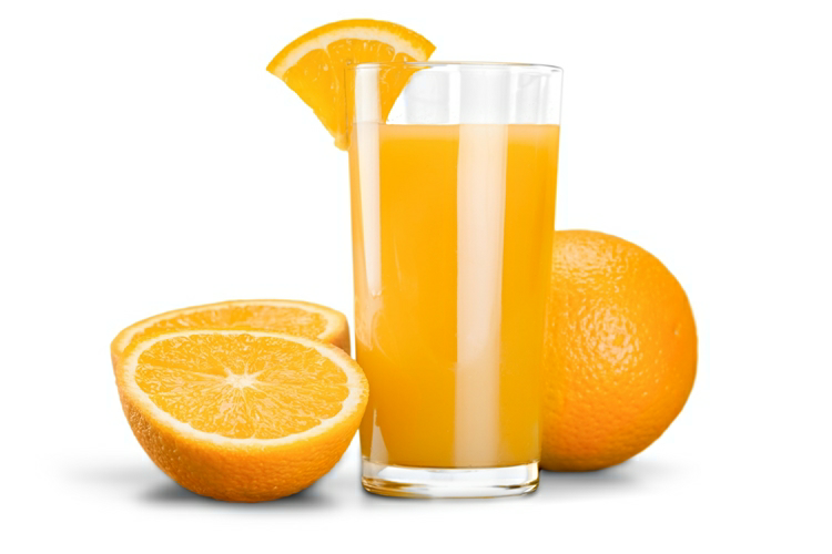 Copo suco de laranja png 2 » PNG Image.