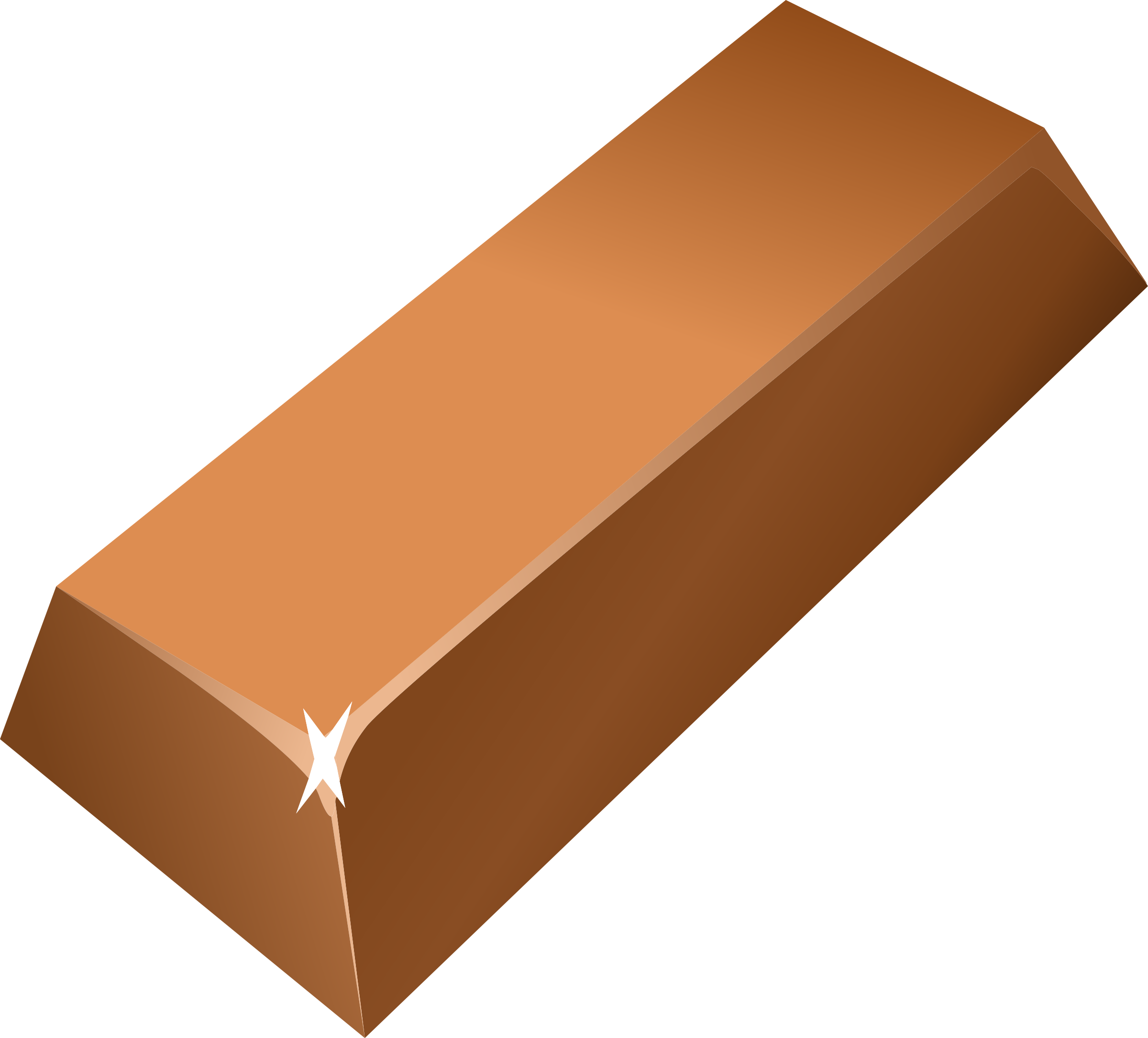 Copper Clipart.