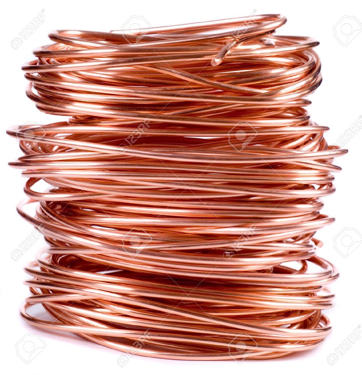 Copper Wire Clip Art.