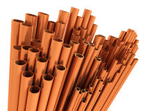 Copper Stock Illustrations.
