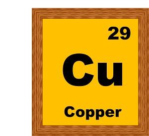 Copper Clipart.