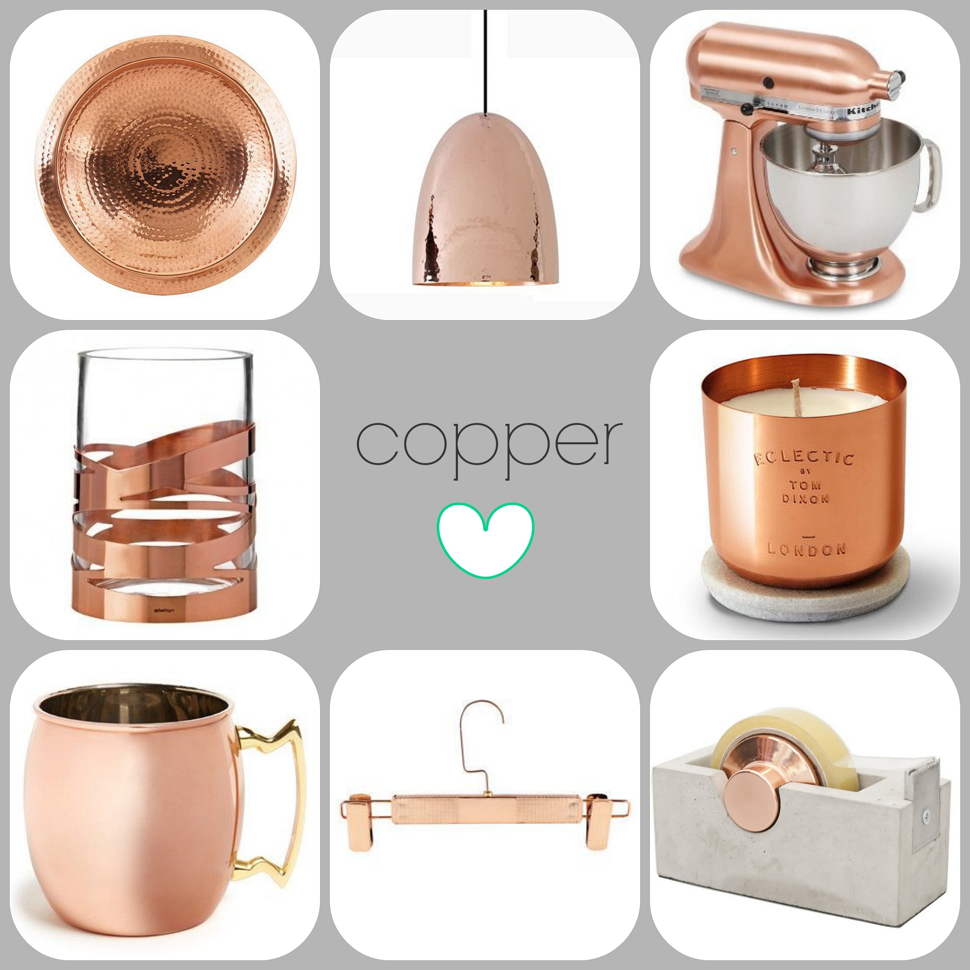 1000+ images about vanmariel.nl ♥ Copper on Pinterest.