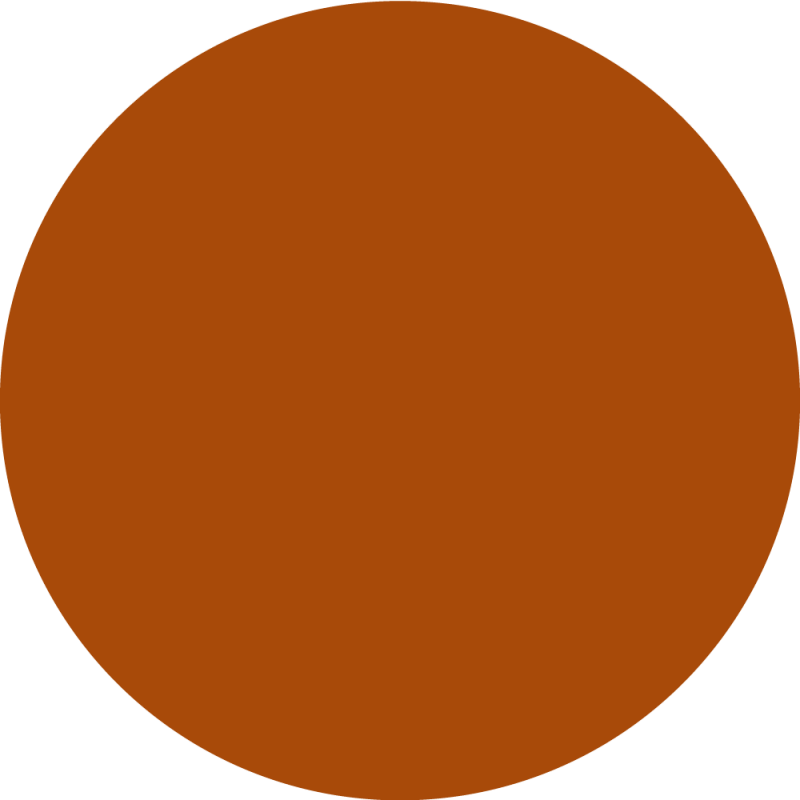 Copper coloured clipart.