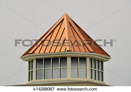 Picture of Copper roof k14288067.