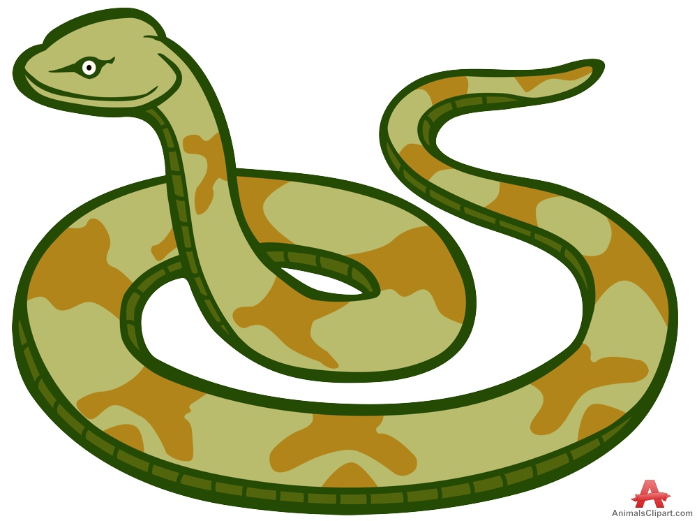 Snakes Animals Clipart Gallery.