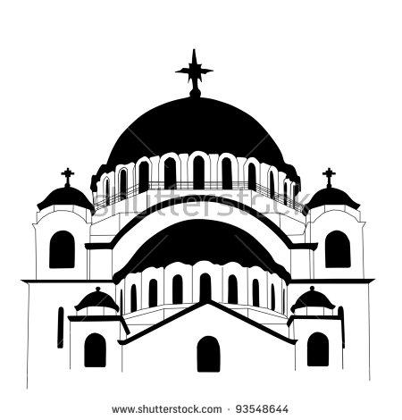 Coptic Church Clipart.