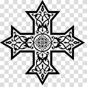 Coptic cross Coptic Orthodox Church of Alexandria Copts Christian.