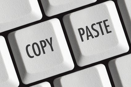 Don't Copy & Paste: Part 1 by Matt Hunter.