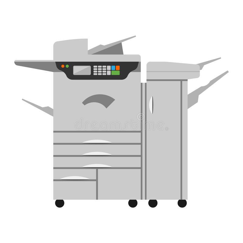 Copy Machine Stock Illustrations.