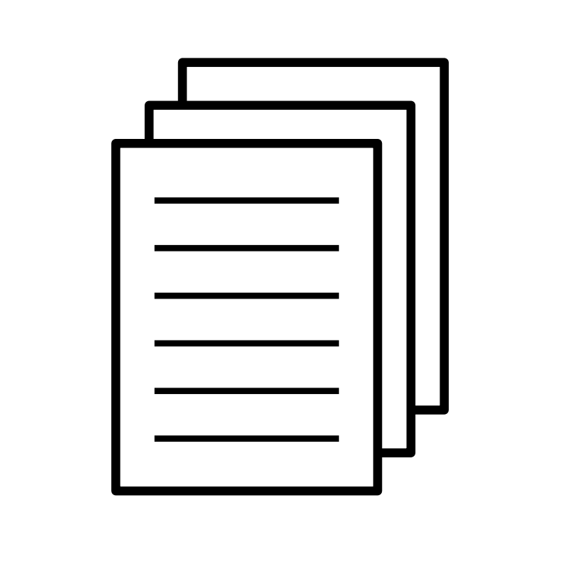 Free Clipart: Paper 4 icon.
