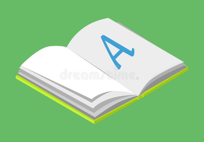 Book Copy Paper Stock Illustrations.