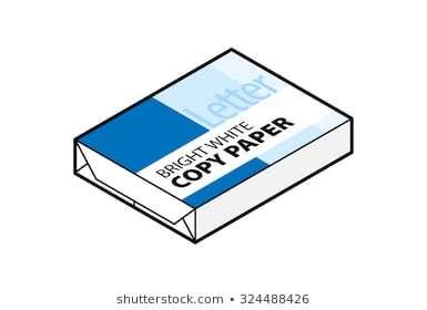 Copy paper clipart 4 » Clipart Portal.