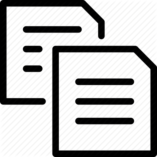 Copy Icon Png #226970.