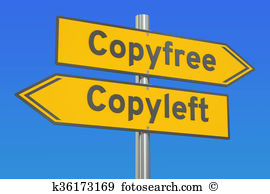 Copyleft Illustrations and Clip Art. 11 copyleft royalty free.