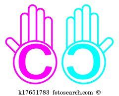 Copyleft Clipart EPS Images. 7 copyleft clip art vector.