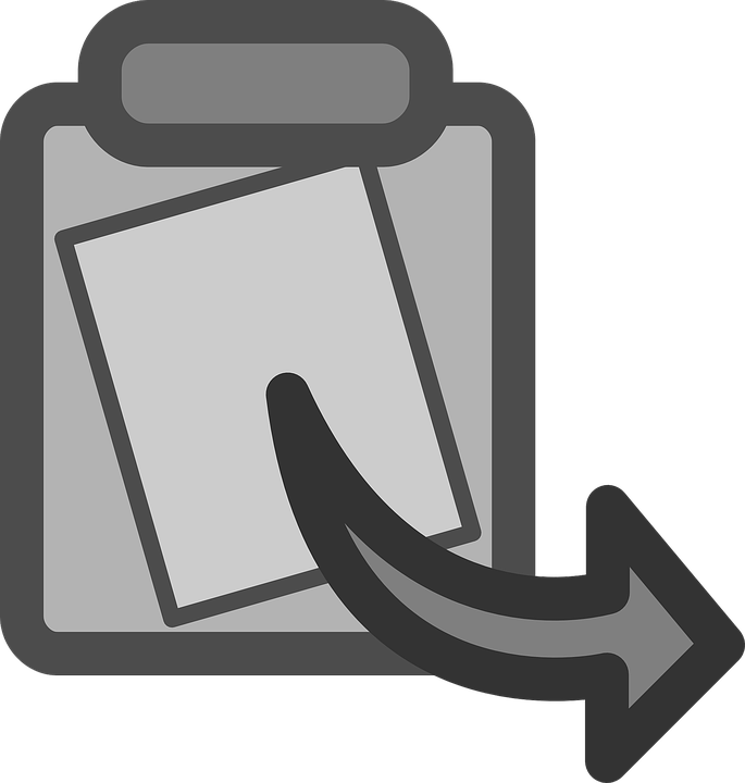 Free vector graphic: Clipboard, Copy, Paste, Image.