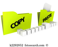 Copy paste Stock Illustration Images. 419 copy paste illustrations.