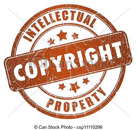 Copyright clipart #12