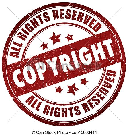 Copyright clipart #18