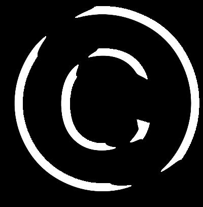 Copyright Symbol Clipart PNG File.