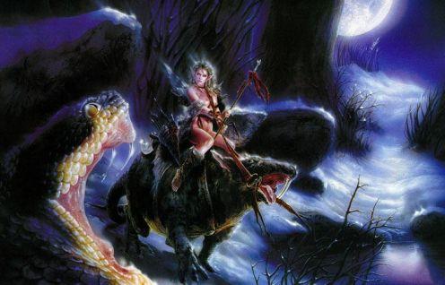 Free Fantasy Game Art