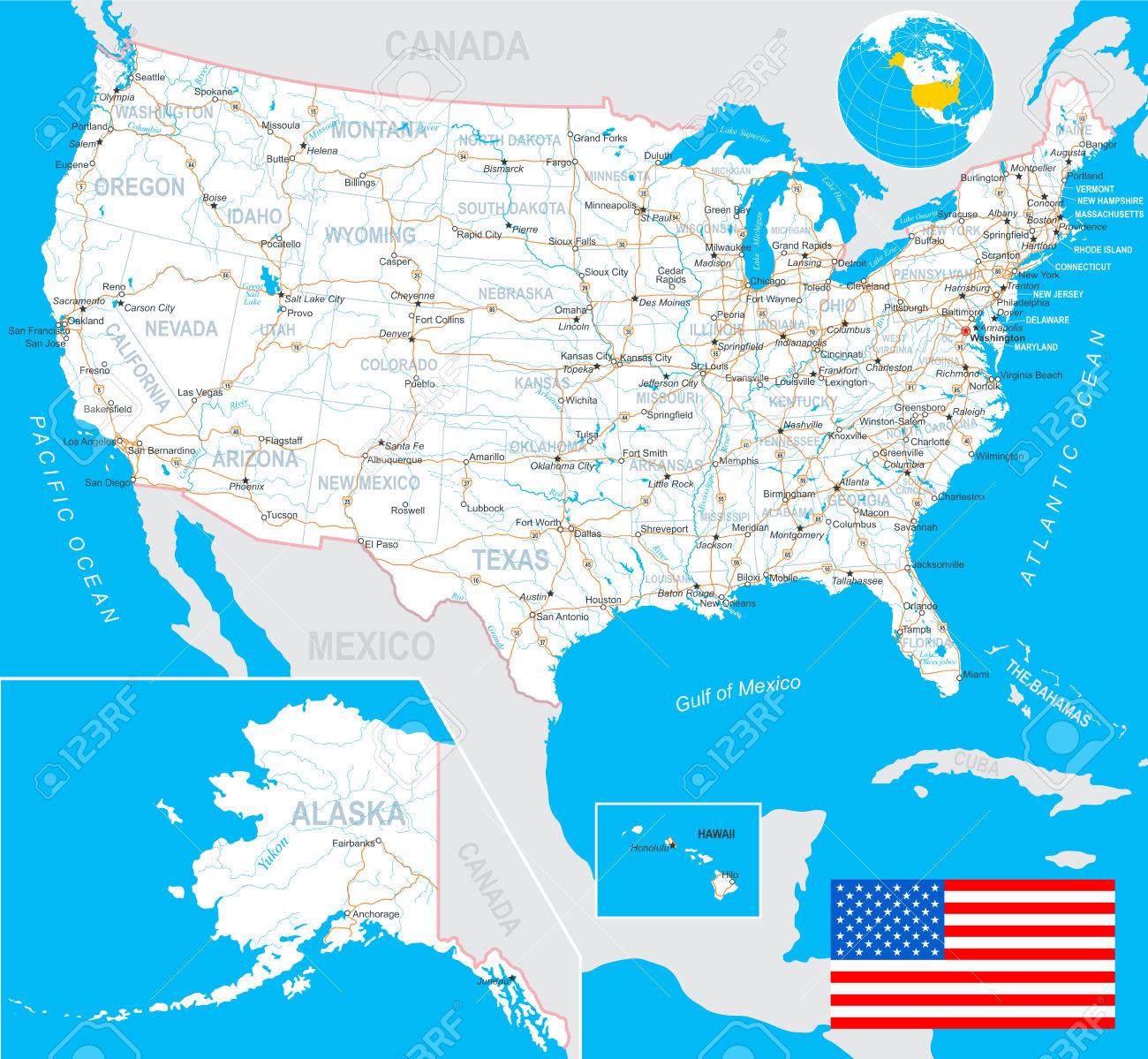 United States USA.