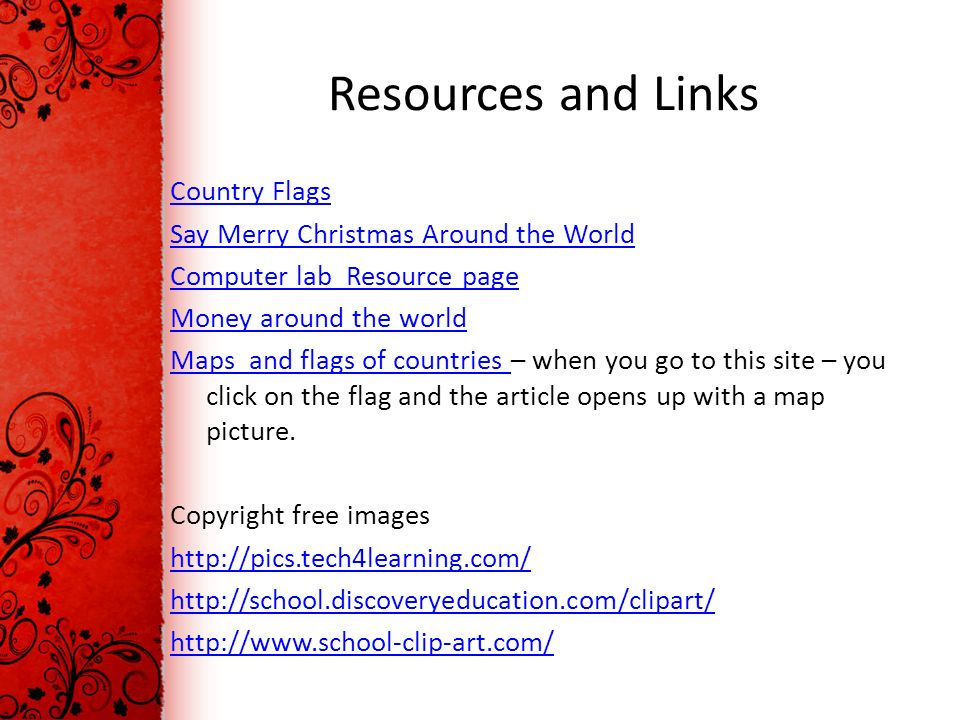 Christmas Around the World Research Activity. Christmas Around the.