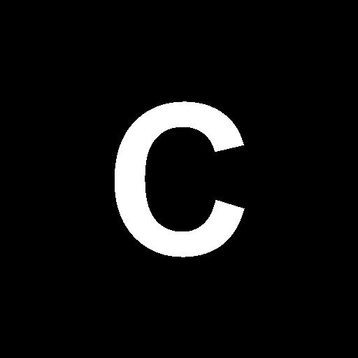 Copyright Symbol PNG Image Background.