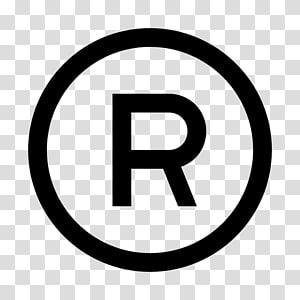 Registered trademark symbol Copyright symbol Logo, copyright.