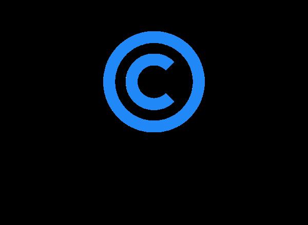 Copyright Symbol PNG Transparent Images.