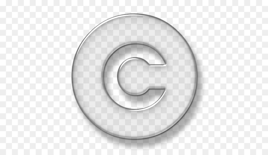 Copyright Symbol png download.