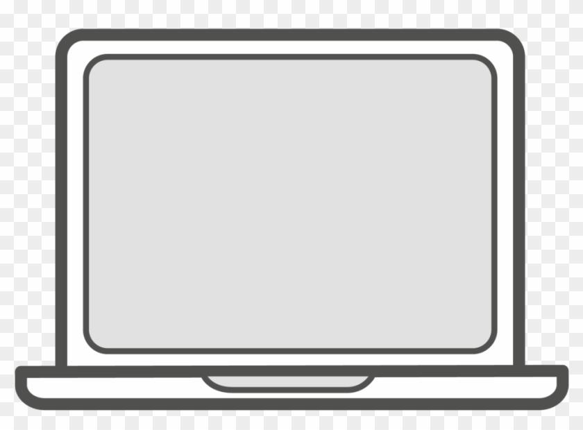 No Copyright Laptop Png, Transparent Png.