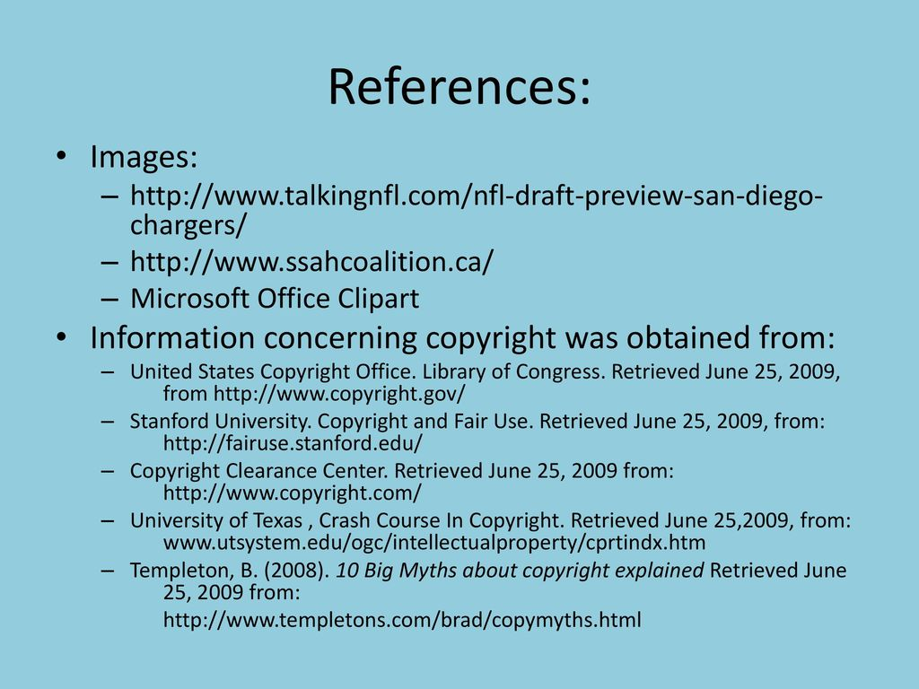 RULES AND REGULATIONS OF COPYRIGHT.