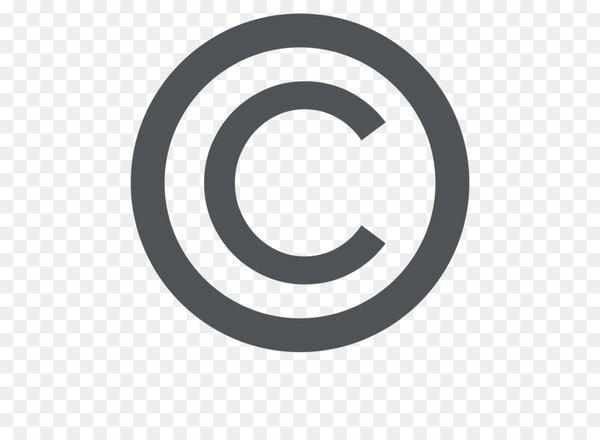 Copyright symbol Emoji Trademark.