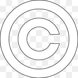 Free download Copyright Symbol png..