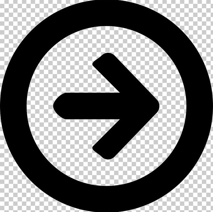 All Rights Reserved Creative Commons License Copyright Symbol PNG.
