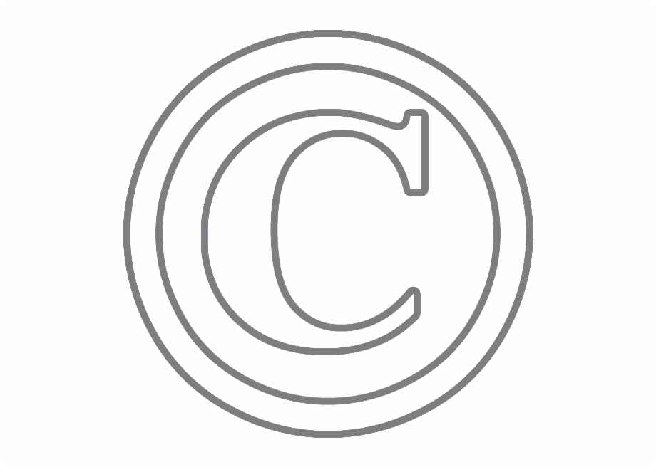 Copyright Watermark Png.