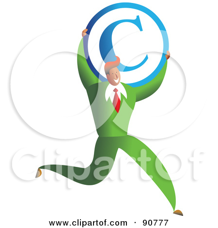 Copyrights clipart #20